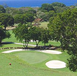 Sandy Lane Old Nine course