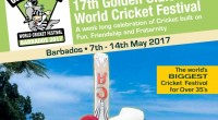 Barbados To Host Golden Oldies World Cricket Festival in 2017