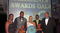 Atlantis Submarines Barbados – Cops three more awards at the Barbados Hotel and Tourism Presidents Awards 2012