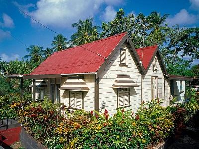 Barbados Chattel Houses - a modular design