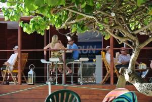 SAP 505 beach hut club house