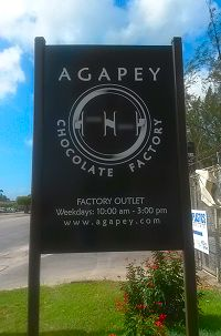 Agapey Chocolate Factory, Barbados