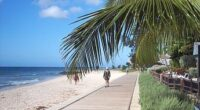 First Barbados Boardwalk by The Sea – Update 2020 Then & Now