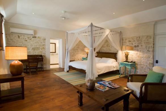 Accommodation with historic charm