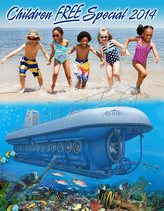 Atlantis Submarines, Barbados: Summer Special!