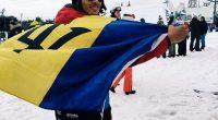 Barbadian Victor White Wins Winter Sports Award