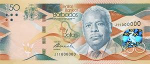 barbados-50-dollar-note