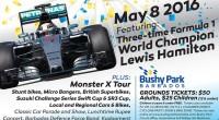 Lewis Hamilton Returns To Barbados For Festival of Speed
