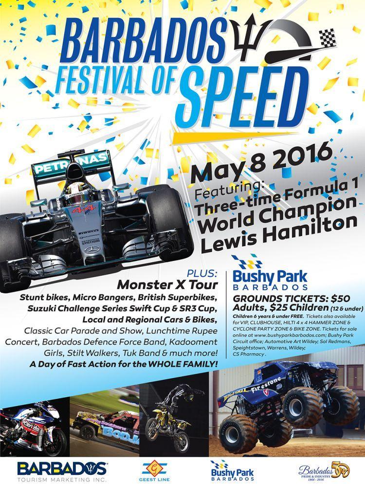 Barbados Festival Of Speed