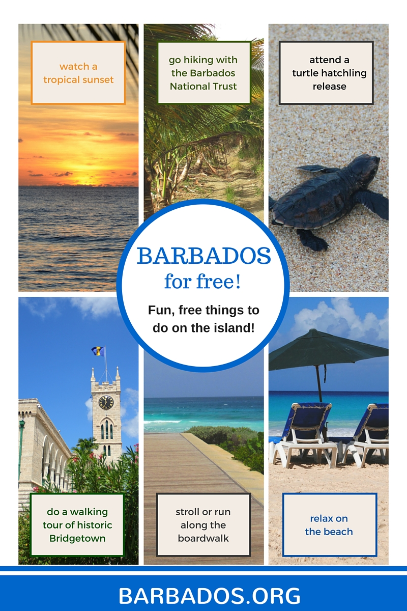 Barbados For Free