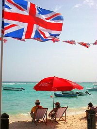 Barbados-UK ties
