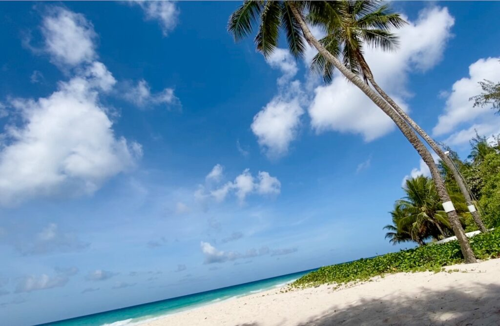 be one of the first to experience Barbados beaches at their best