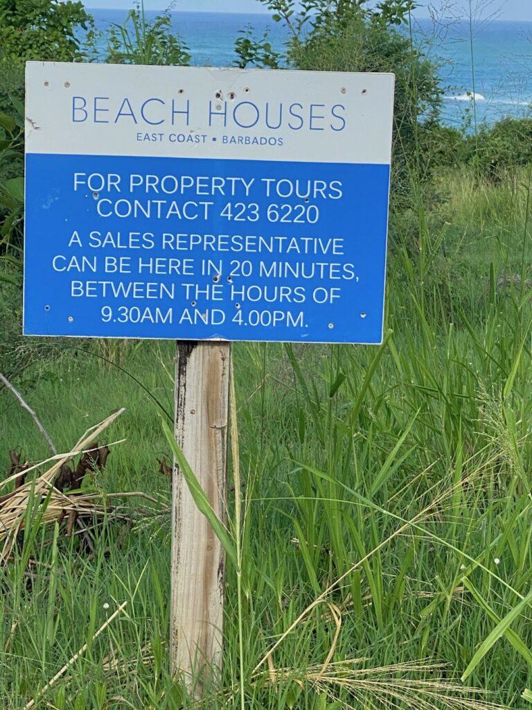 beach houses property tours
