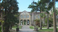 Barbados On A Budget: Codrington College