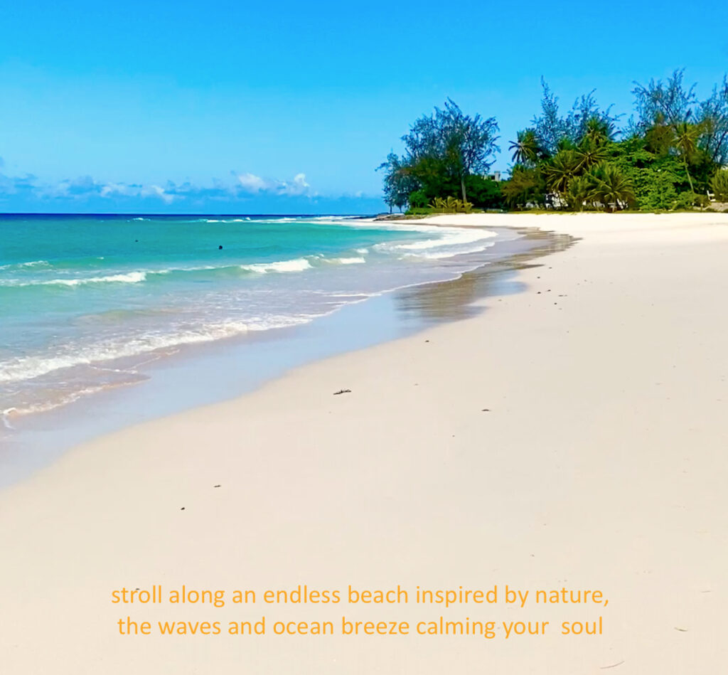 our islands' endless beaches will inspire you