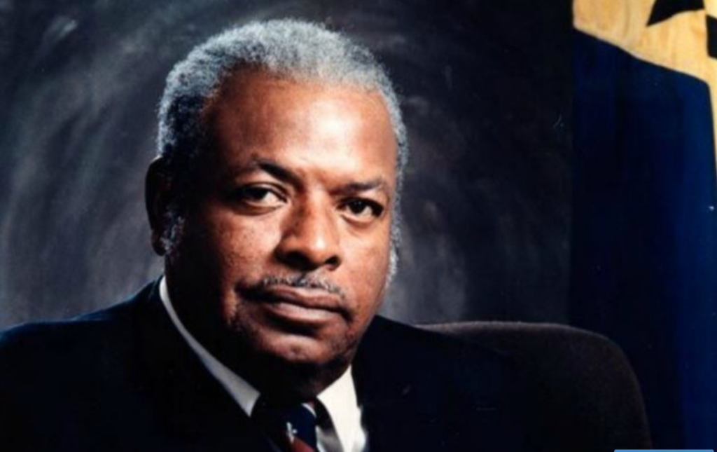 Errol Walton Barrow-Father of independence