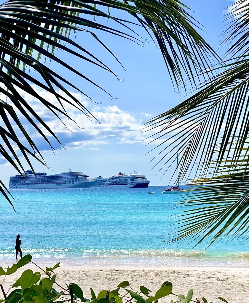 Barbados hosting stranded cruise ships stranded by the covid19 virus