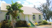 Barbados – Churches With Amazing Views