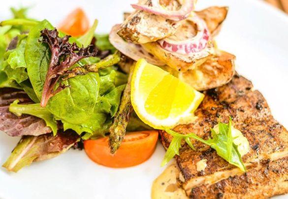 Josephines Fish Salad