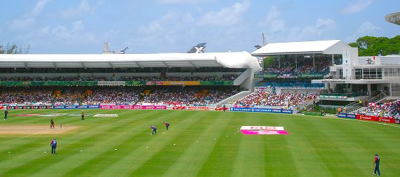Kensington Oval, Barbados