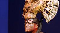 Bajan in Broadway's Lion King
