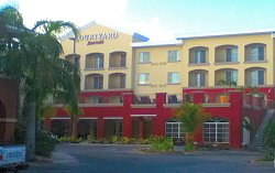 Marriott Courtyard Bridgetown, Barbados