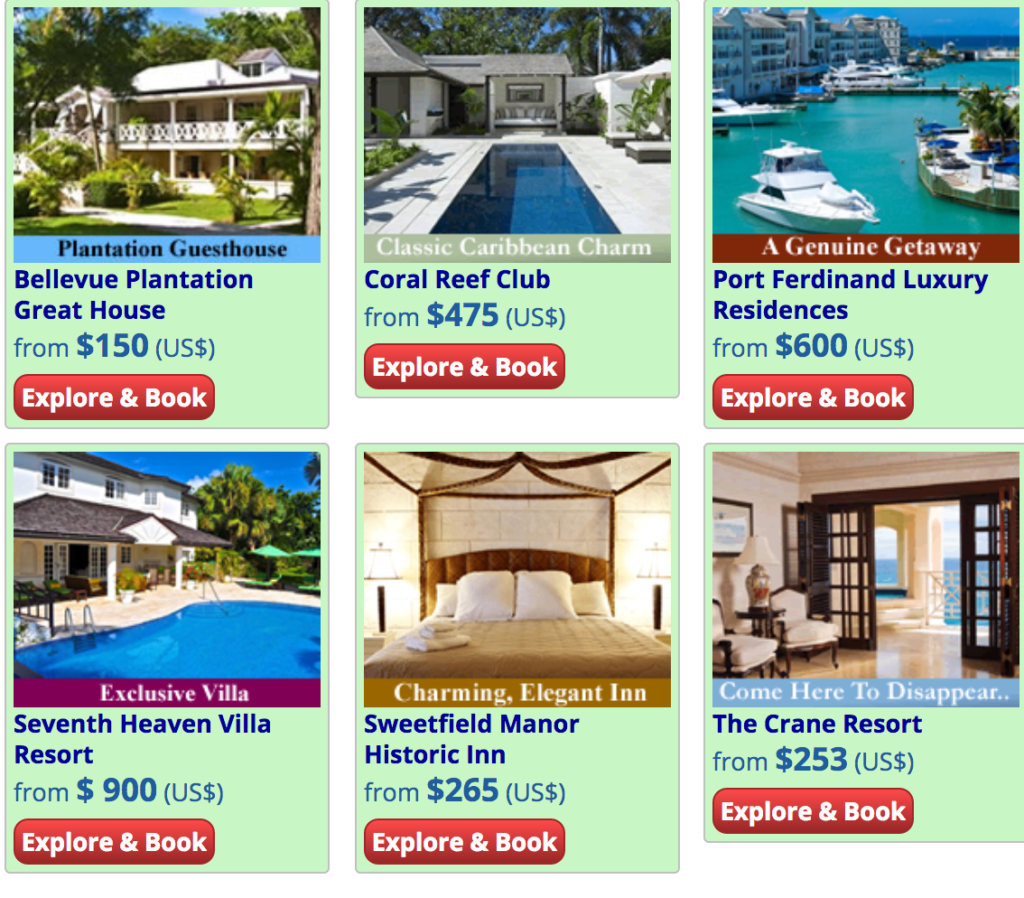 Mindful vacation experiences - an example of hotels for the COVID-19 traveller in Barbados' Tourism Revival