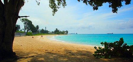 Paradise Beach, Barbados