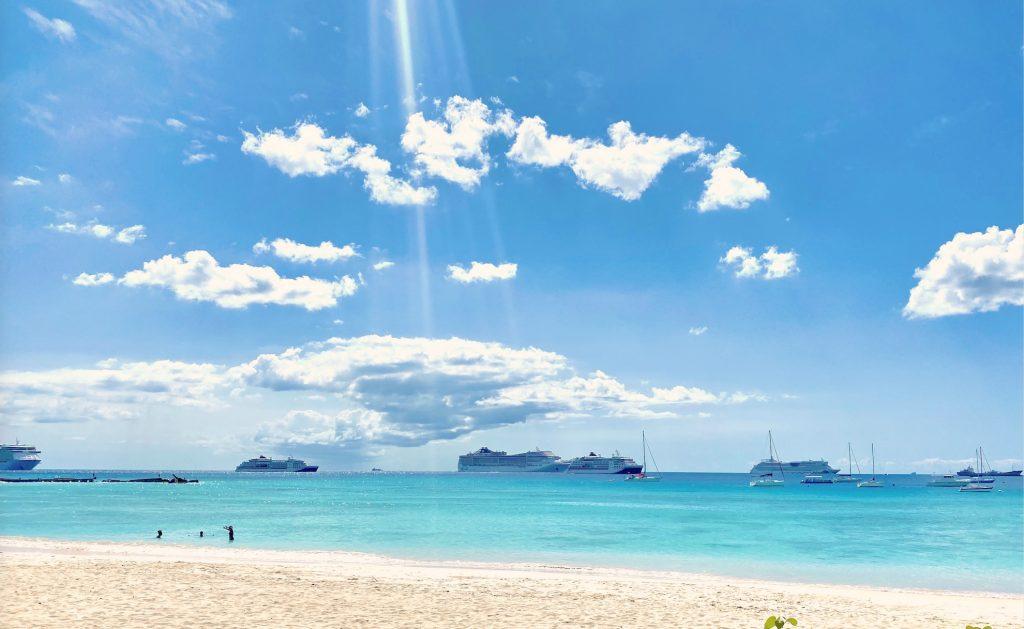 Barbados Hosts Cruise Ships