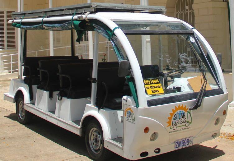 Solar Express Vehicle