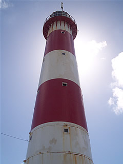 South Point Lighthouse Barbados