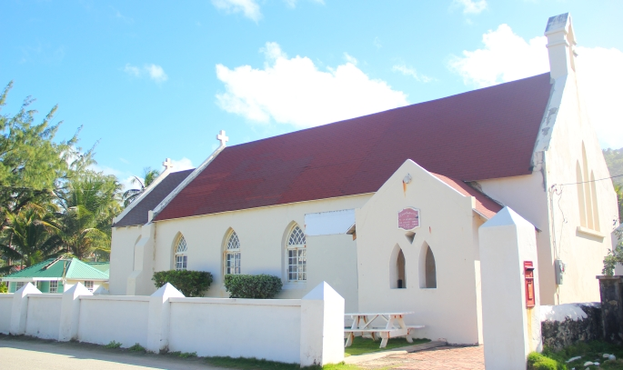 St. Aidan's Church