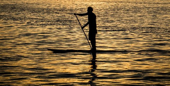 Soft Adventure - Stand Up Paddle Boarding