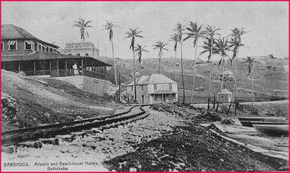 Barbados Train History and stories from Bathsheba