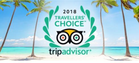 2018 Travellers' Choice