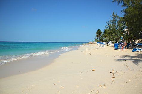 Turtle Beach, Barbados
