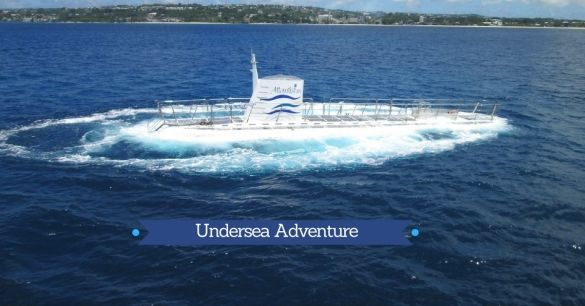 Barbados Undersea Adventure