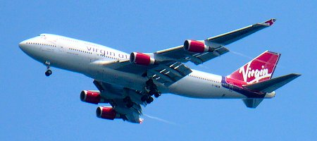 Virgin Atlantic flying into Barbados