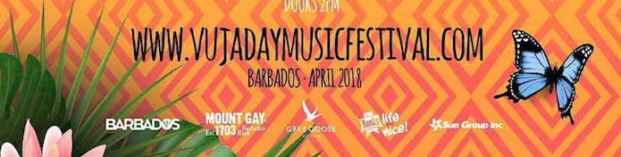 Vujaday Music Festival Barbados