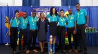 Barbados Team Heads to WorldSkills 2019
