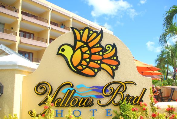 Yellow Bird Hotel, Barbados