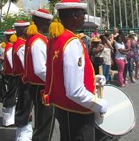 Zouave band