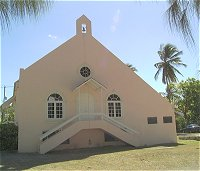 Historic Barbados church