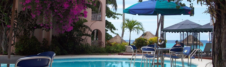 Why not treat yourself to a luxurious all-inclusive Caribbean vacation...