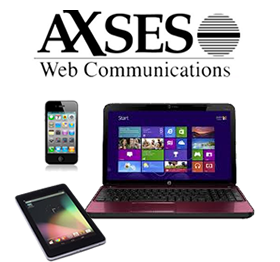 Axses Web Communications - services
