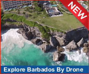 Explore Barbados By Drone