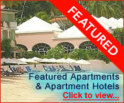 Featured Barbados Apartments and Apartment Hotels