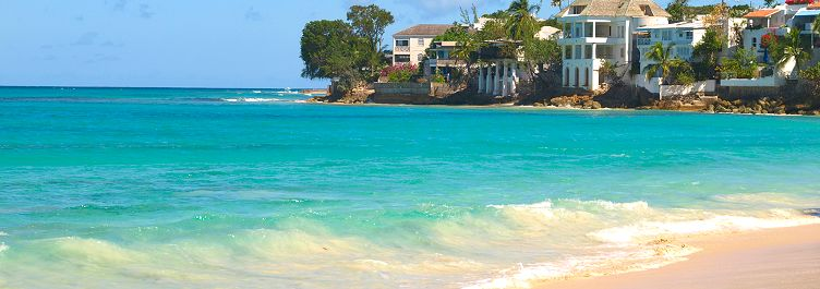 Barbados oceanfront vacation apartments