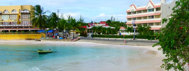 Barbados self catering hotels