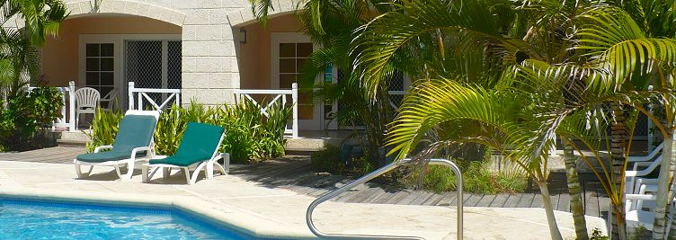 Barbados self catering accommodation